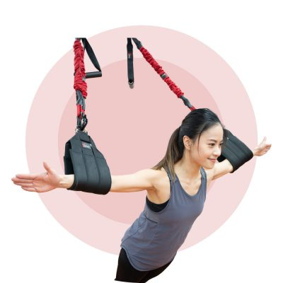 4D PRO BUNGEE FITNESS<br>彈繩鍛煉